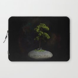 The Second Sanctuary in Space Laptop Sleeve