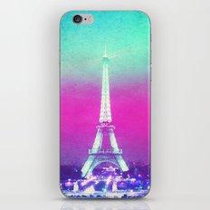 La Tour Eiffel iPhone & iPod Skin