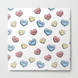Tart Hearts Metal Print