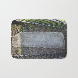 12th Century Crusaders Grave Bath Mat