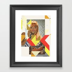 ODD 004 Framed Art Print
