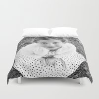 child Duvet Covers featuring Child by JJ's Photography