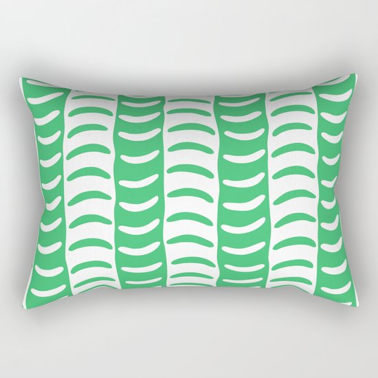 Wavy Stripes Green by tonymagner