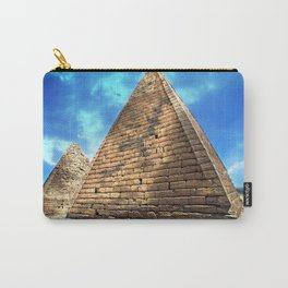 Kush Empire pyramids - Jebel Barkal - Sudan Carry-All Pouch