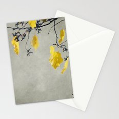 Branche D'Automne Stationery Cards