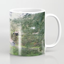 Restored Train Depot Coffee Mug