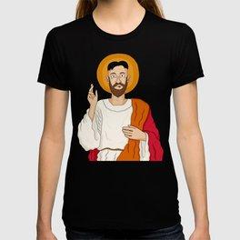 North Korean Jesus T-shirt