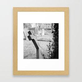 Forgotten '7' Framed Art Print