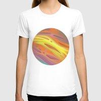 aurora T-shirts featuring Aurora by Ma. Luisa Gonzaga