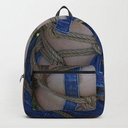 Summer Camp Bondage Backpack