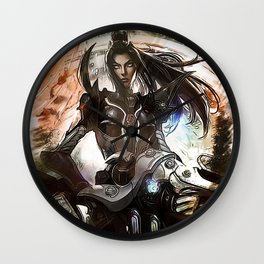 League of Legends PULSEFIRE CAITLYN Wall Clock