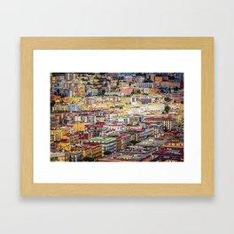 Bella Napoli Framed Art Print
