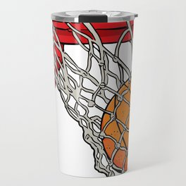 ball basket Travel Mug