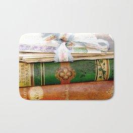 Louisa May Alcott Bath Mat