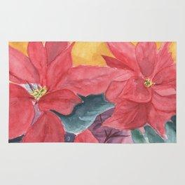 Poinsettia 2 Rug