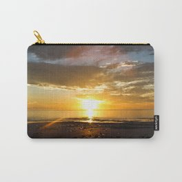 sunset over Broome Carry-All Pouch