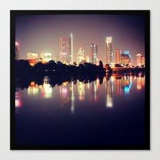 ATX Skyline Canvas Print