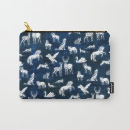 Patronus pattern Carry-All Pouch