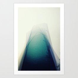 Vertigo #12 Art Print