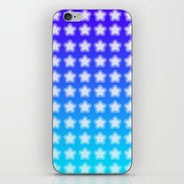 You're a Star! White Stars! iPhone Skin