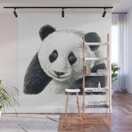 Panda bear Wall Mural