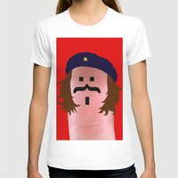che T-shirts featuring che by Panic Junkie