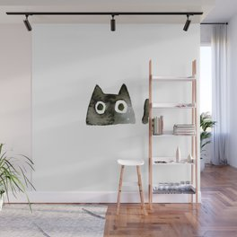 I Love Cats No.13 by Kathy Morton Stanion Wall Mural