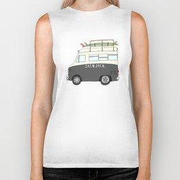 SJ Ambulance  Biker Tank