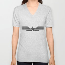 captain Unisex V-Neck