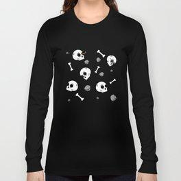 Bones Sinking Like Stones Long Sleeve T-shirt