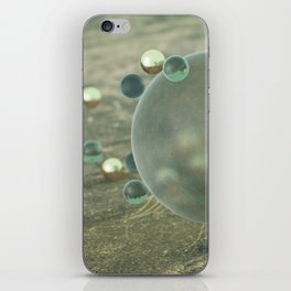 Lost Marbles iPhone Skin
