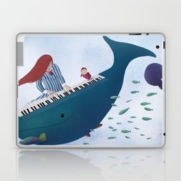 Ponyo fanart Laptop & iPad Skin
