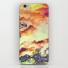 Unfettered - Our True Calling iPhone Skin