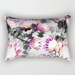 Floral pattern protea Rectangular Pillow