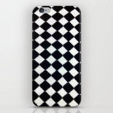 B & W iPhone & iPod Skin