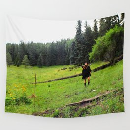 Conquer Your Dreams Wall Tapestry