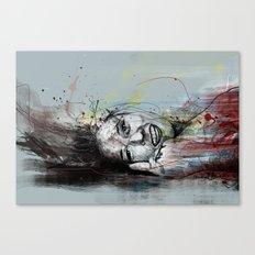 about joy Canvas Print