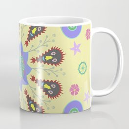 Monster Mandala Coffee Mug