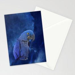 Hyacinth Macaw Stationery Cards