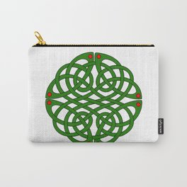 The Book of Kells Medallion Carry-All Pouch