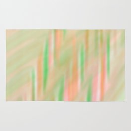 pastel abstract Rug