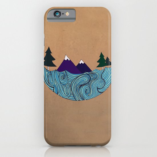 Pacific NorthFresh iPhone & iPod Case