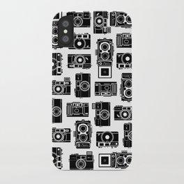 Yashica bundle Camera iPhone Case