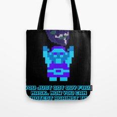 Legend of Guy Tote Bag