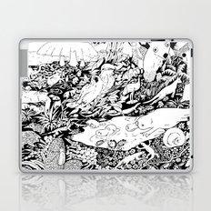Peaceful Living Laptop & iPad Skin