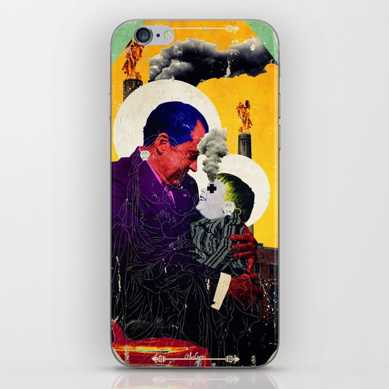 Immaculate Conception iPhone & iPod Skin