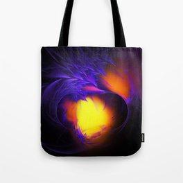 Dragon's Lair Dawning Tote Bag