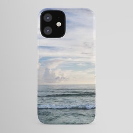 Clouds and Water iPhone Case