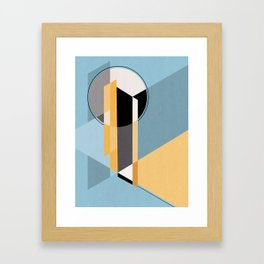 Minimal Afternoon #642 Framed Art Print
