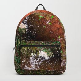 A Call For Calm No 1 Backpack